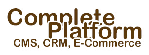 NetMinistry CMS, CRM, and E-Commerce Software