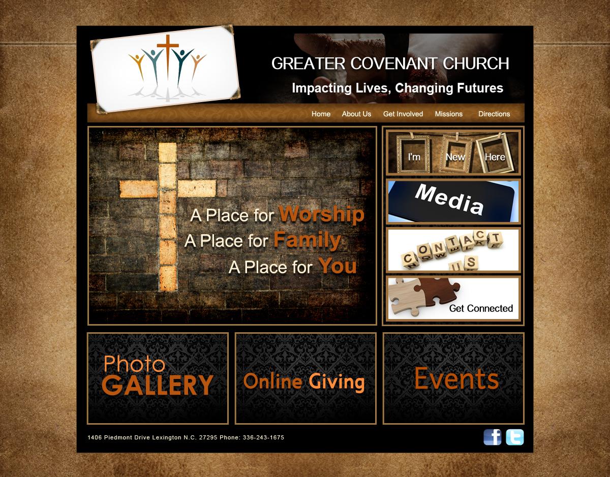 Church Website Design Church Website ...