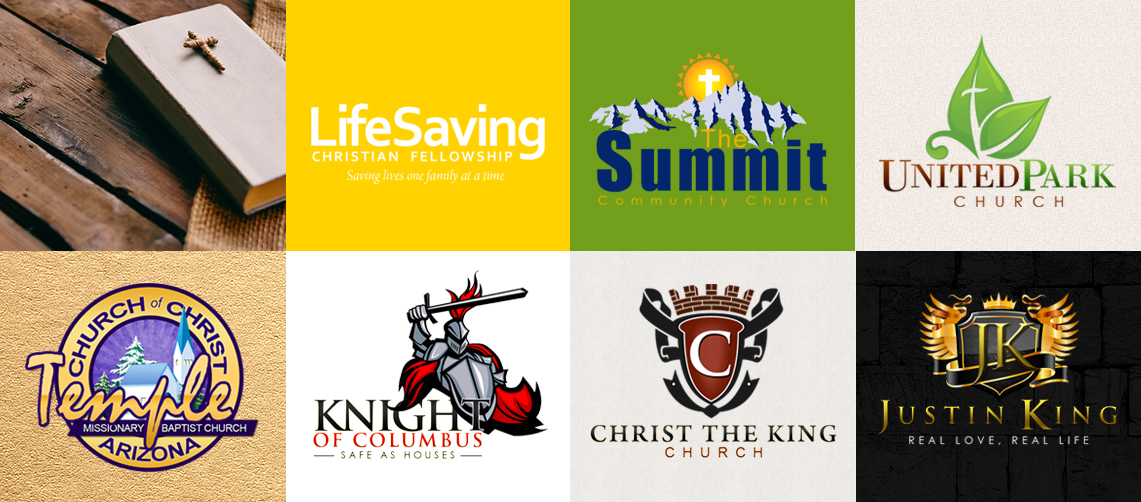 custom church logos by netministry